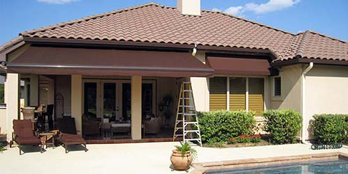 Awning Installation in Austin, TX | Retractable Awning ...